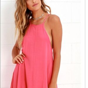 MINKPINK Boho Sun Dress